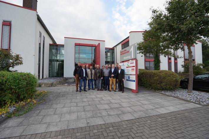 Lean workshop in Büren